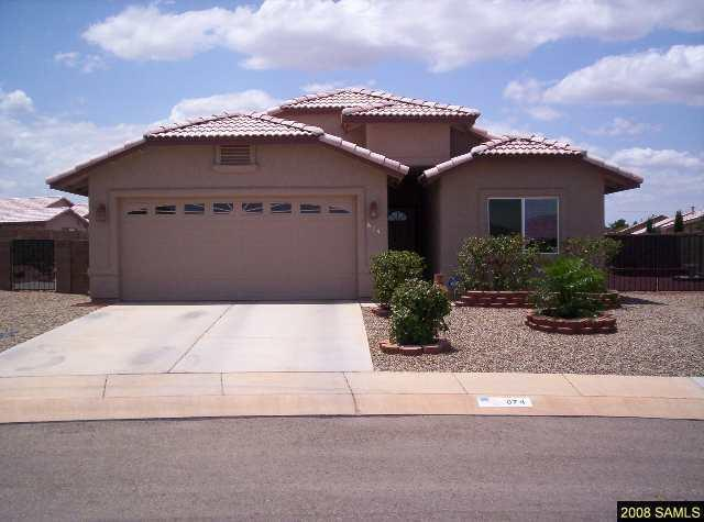 Rental Homes for Rent, ListingId:29257833, location: 874 Kayenta Court Sierra Vista 85635