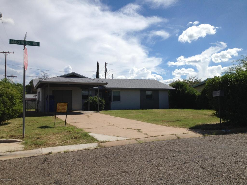 Rental Homes for Rent, ListingId:31830004, location: 10 NW Martin Dr Sierra Vista 85635