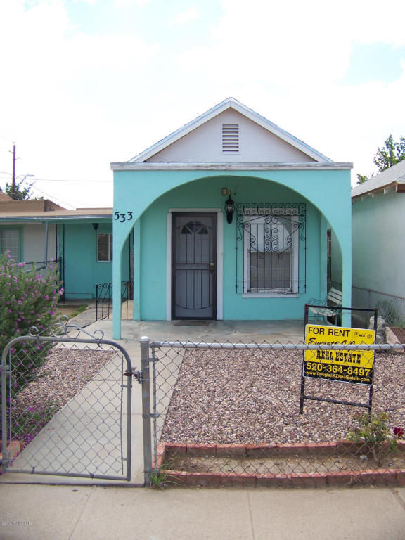 Rental Homes for Rent, ListingId:29604496, location: 533 E 7th Street Douglas 85607