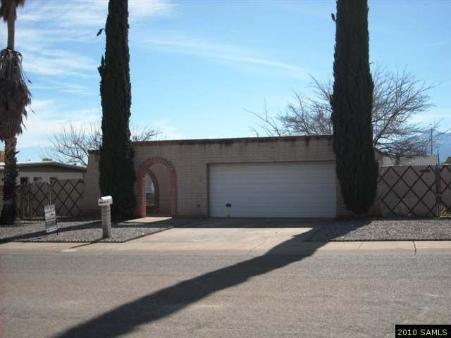 Rental Homes for Rent, ListingId:29687417, location: 1124 Sahuaro Sierra Vista 85635