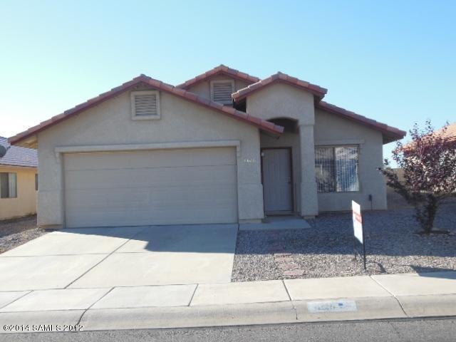 Rental Homes for Rent, ListingId:29743432, location: 4616 Calle Albuquerque Sierra Vista 85635