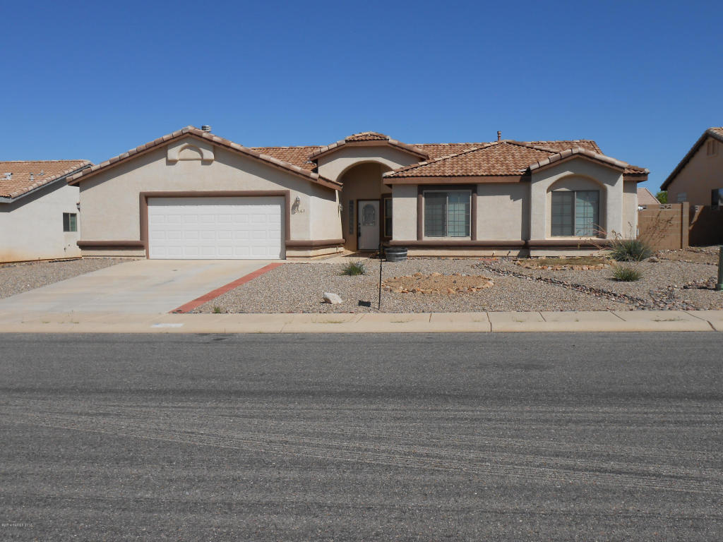 Rental Homes for Rent, ListingId:29876175, location: 3867 Barahona Drive Sierra Vista 85650