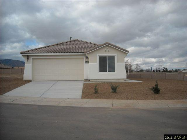 Rental Homes for Rent, ListingId:29976445, location: 1412 Braddock Sierra Vista 85635