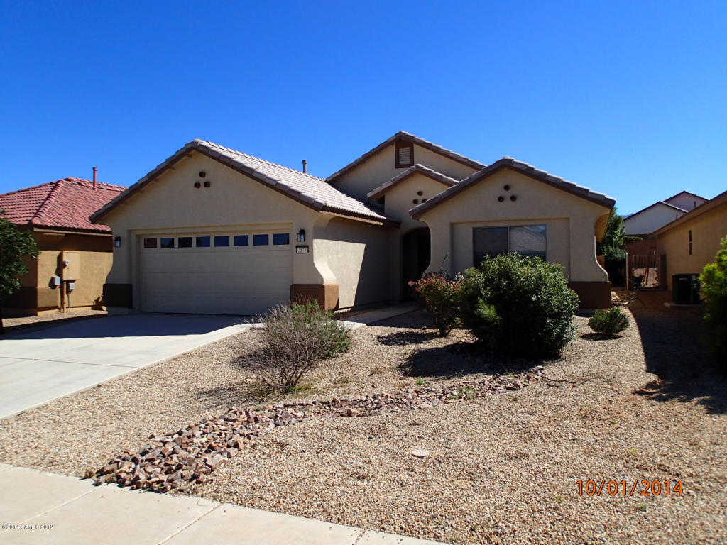 Rental Homes for Rent, ListingId:30167905, location: 2174 Valley Sage Street Sierra Vista 85635