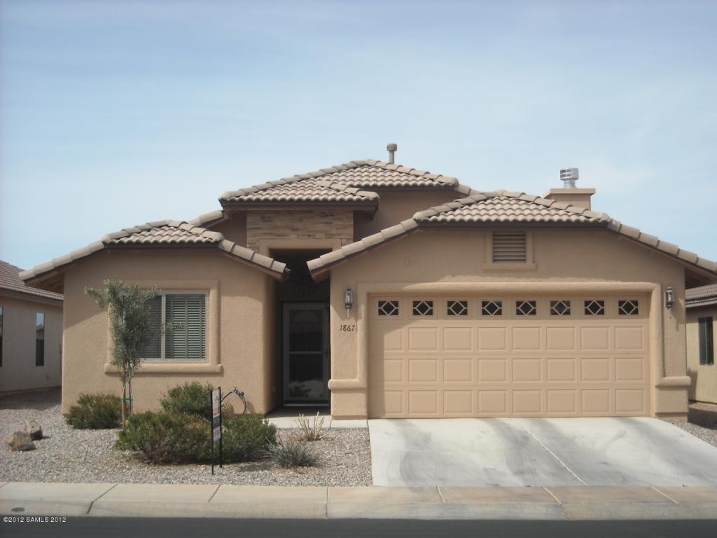 Rental Homes for Rent, ListingId:30256258, location: 1867 Goldstone Street Sierra Vista 85635