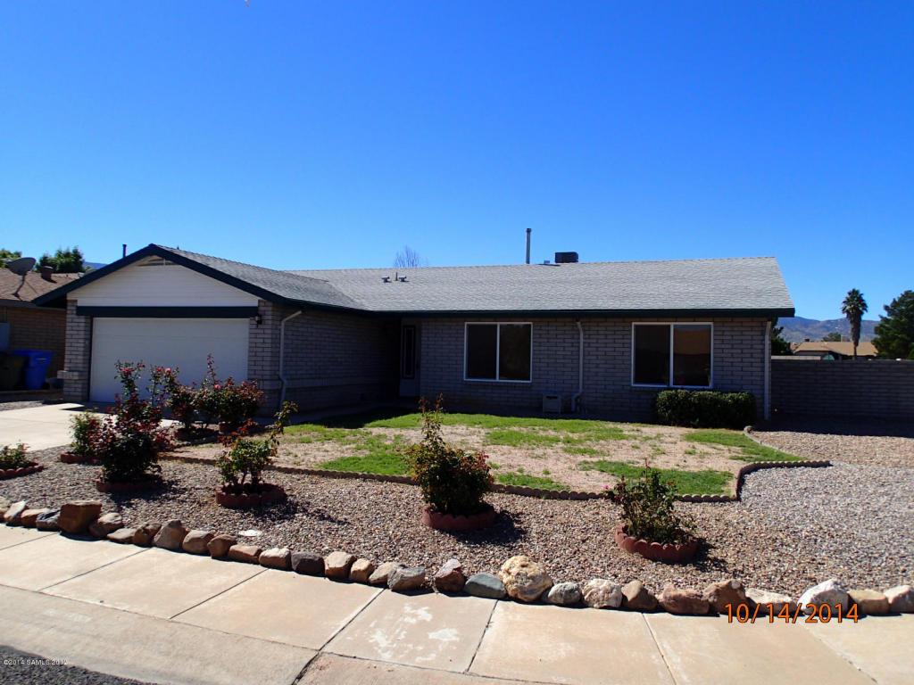 Rental Homes for Rent, ListingId:30294884, location: 3244 Eagle Ridge Drive Sierra Vista 85650