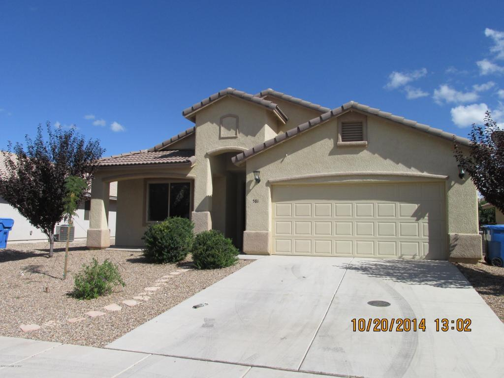Rental Homes for Rent, ListingId:30364670, location: 581 Temple Drive Sierra Vista 85635