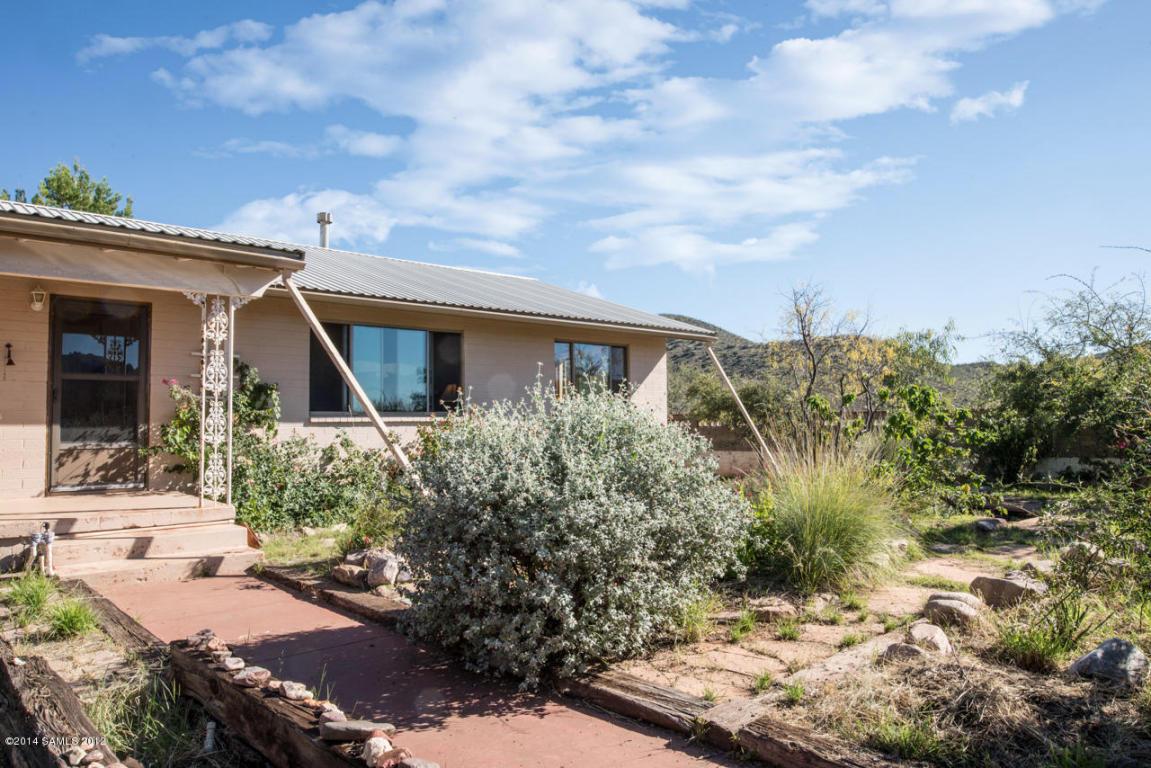 2.44 acres Bisbee, AZ