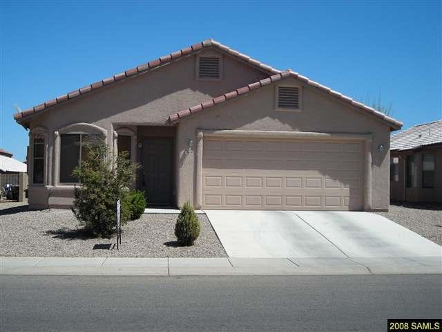 Rental Homes for Rent, ListingId:30479141, location: 855 Monte Vista Avenue Sierra Vista 85635