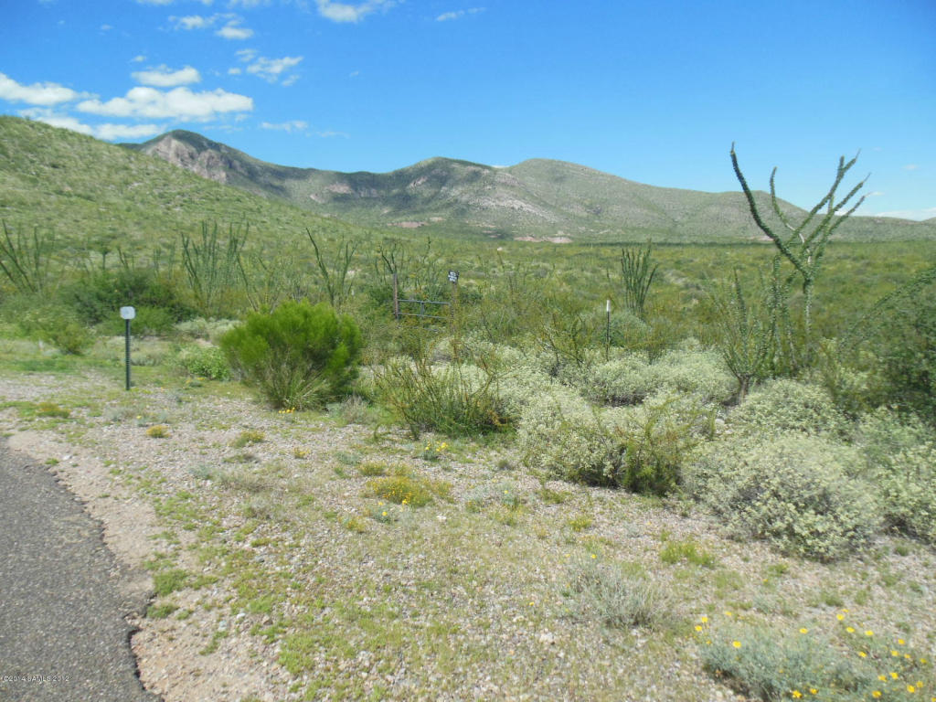10.89 acres Bisbee, AZ