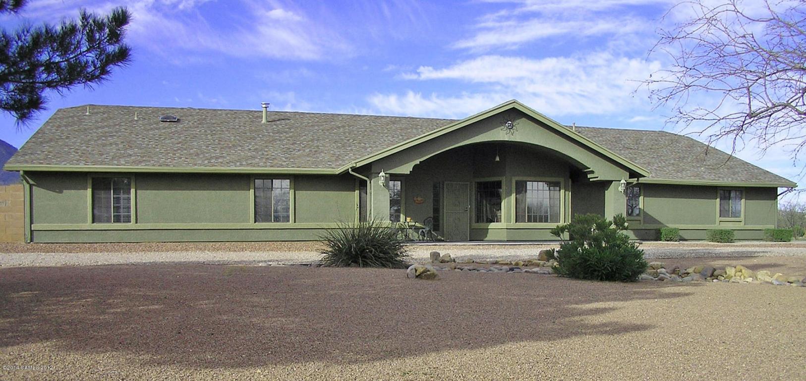 2 acres by Sierra Vista, Arizona for sale