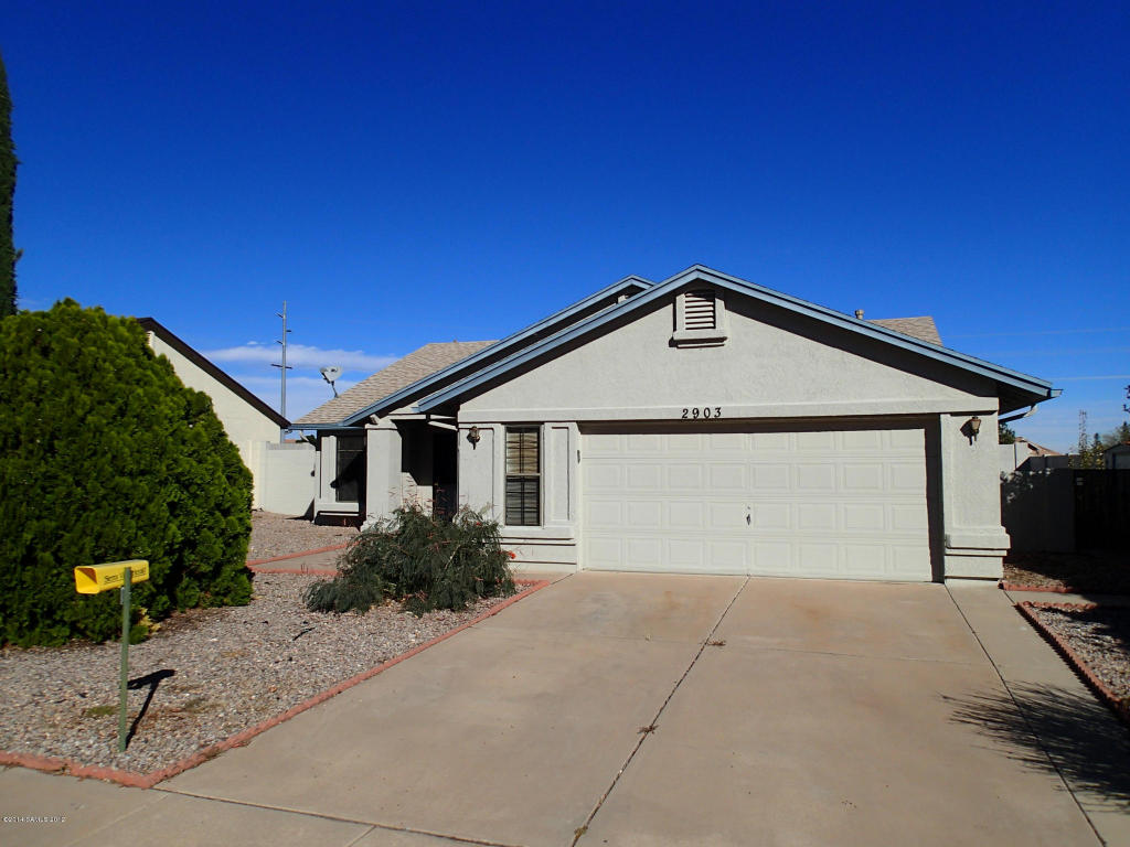 Rental Homes for Rent, ListingId:30685706, location: 2903 E Ridge Crest Street Sierra Vista 85650