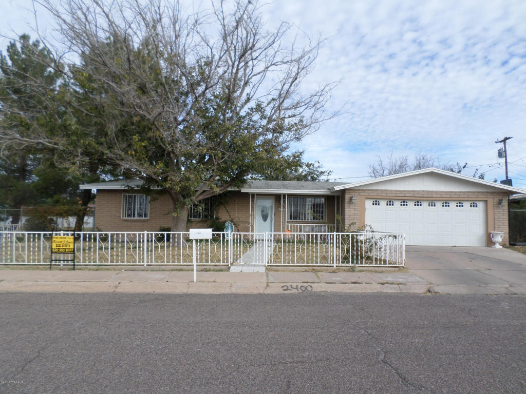 Rental Homes for Rent, ListingId:30746429, location: 2400 E 6th Street Douglas 85607