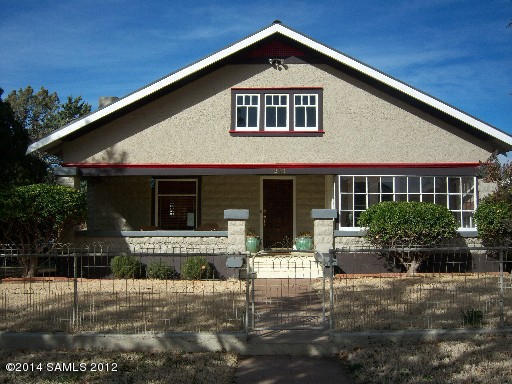 Rental Homes for Rent, ListingId:30788270, location: 201 W Vista Bisbee 85603