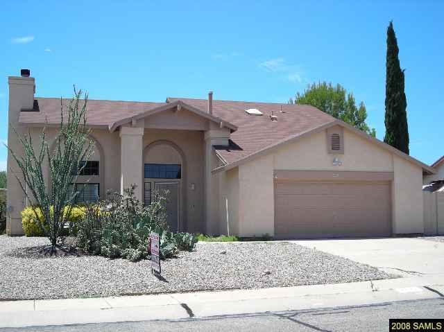 Rental Homes for Rent, ListingId:30846290, location: 2270 Iris Drive Sierra Vista 85635