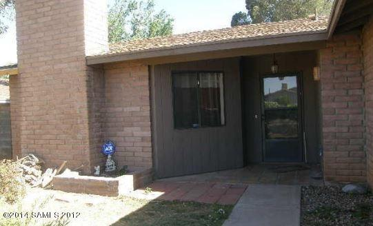 Rental Homes for Rent, ListingId:30957511, location: 5120 Calle Granada Sierra Vista 85635