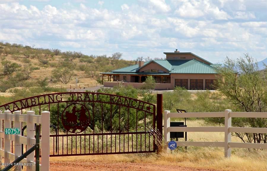 117 acres Elfrida, AZ