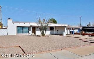 Rental Homes for Rent, ListingId:31829377, location: 3033 Mockingbird Drive Sierra Vista 85635