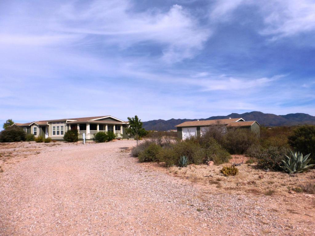 4.01 acres Bisbee, AZ