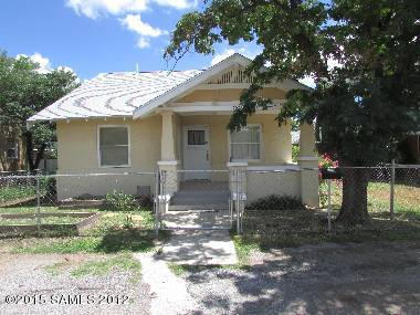 Rental Homes for Rent, ListingId:31207571, location: 302 Hovland Bisbee 85603