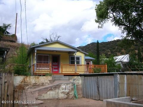 Rental Homes for Rent, ListingId:31829737, location: 715 Tombstone Canyon Road Bisbee 85603