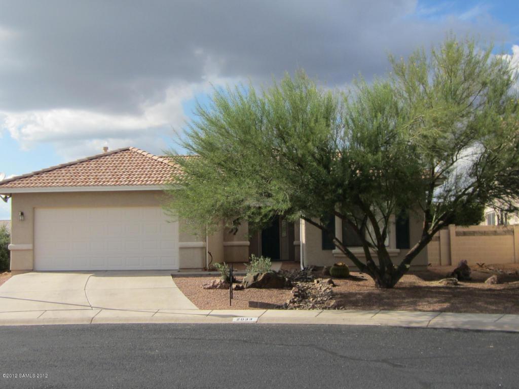 Rental Homes for Rent, ListingId:31281898, location: 2033 Deepwood Circle Sierra Vista 85650
