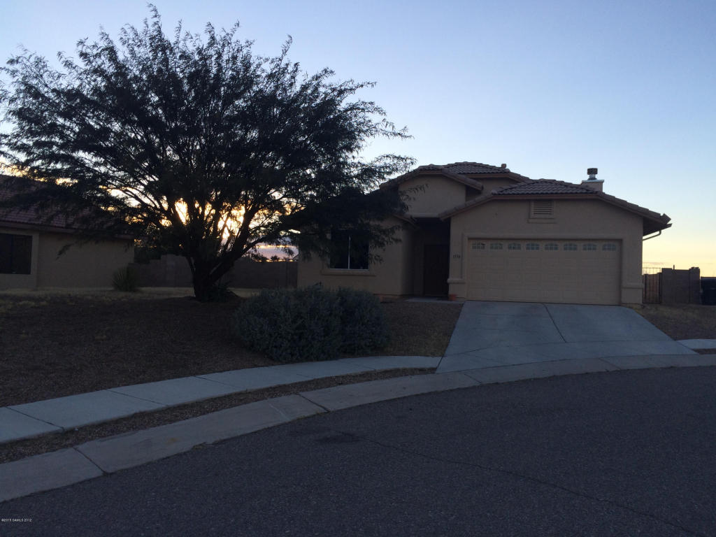 Rental Homes for Rent, ListingId:31299836, location: 1534 W Cottonwood Canyon Drive Benson 85602