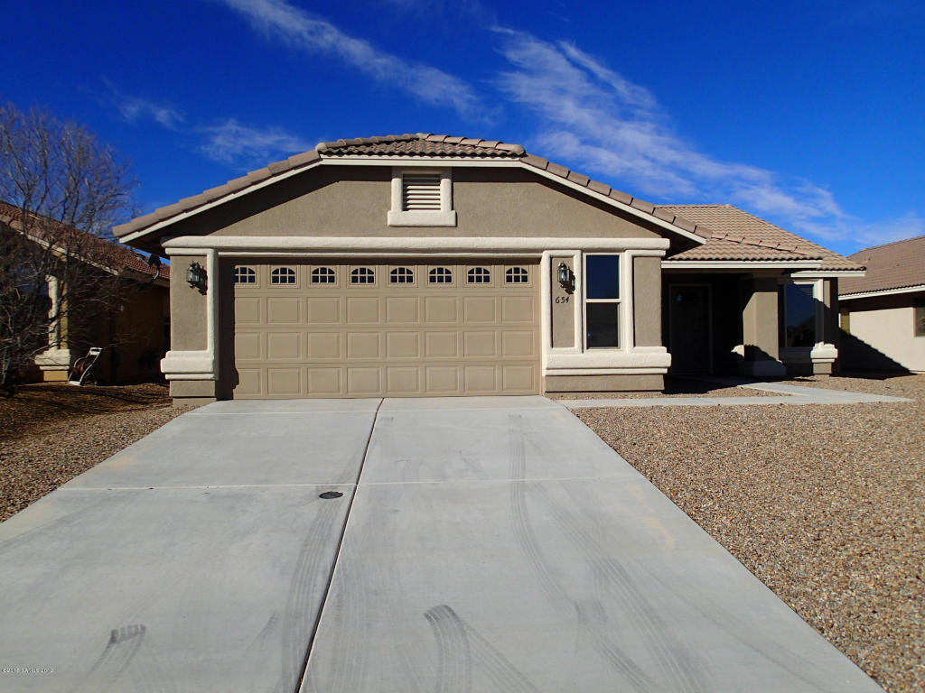 Rental Homes for Rent, ListingId:31403242, location: 654 Temple Drive Sierra Vista 85635