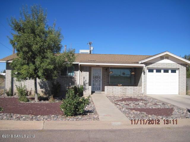 Rental Homes for Rent, ListingId:31432362, location: 2100 E 6th Street Douglas 85607