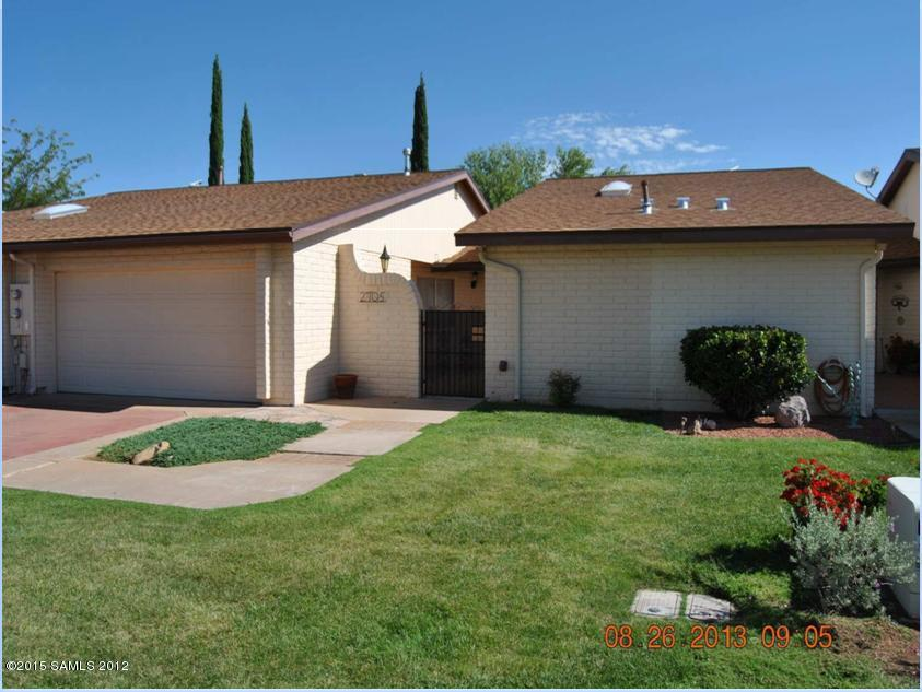 Rental Homes for Rent, ListingId:31829626, location: 2705 S Lopez Link Sierra Vista 85650