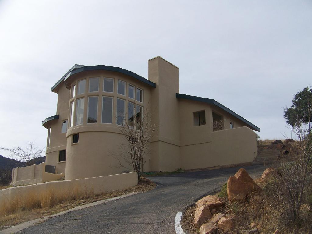 4.42 acres Bisbee, AZ