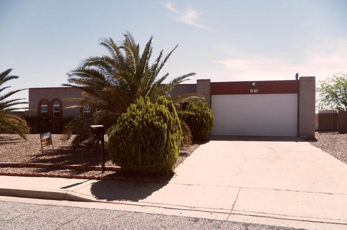Rental Homes for Rent, ListingId:32000097, location: 1116 Lea Street Sierra Vista 85635