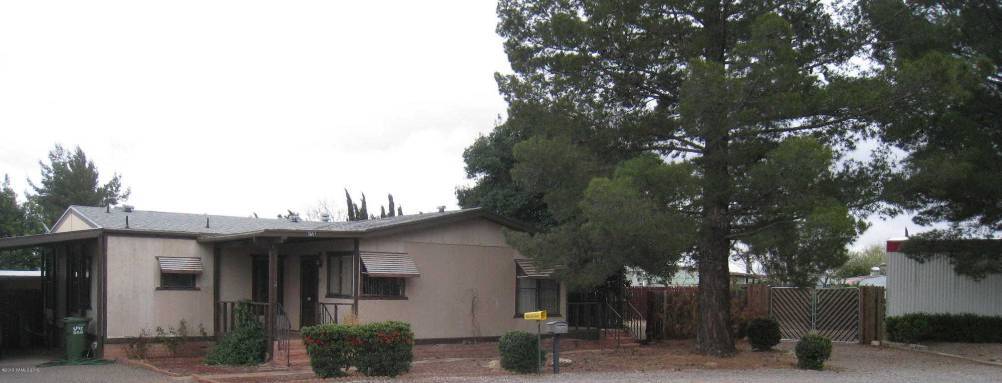 Rental Homes for Rent, ListingId:32030909, location: 3657 S Elf Owl Place Sierra Vista 85650