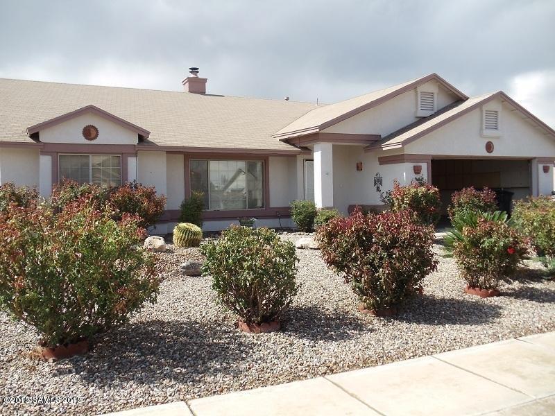 Rental Homes for Rent, ListingId:32158359, location: 2695 Thunderbird Drive Sierra Vista 85650