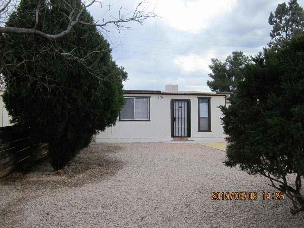 Rental Homes for Rent, ListingId:36290583, location: 270 Valerie Lane Sierra Vista 85635