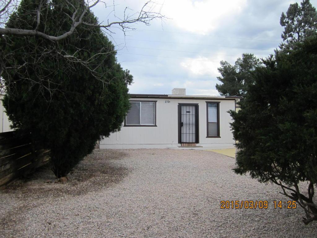 Rental Homes for Rent, ListingId:36290583, location: 270 Valerie Lane Sierra Vista 85635