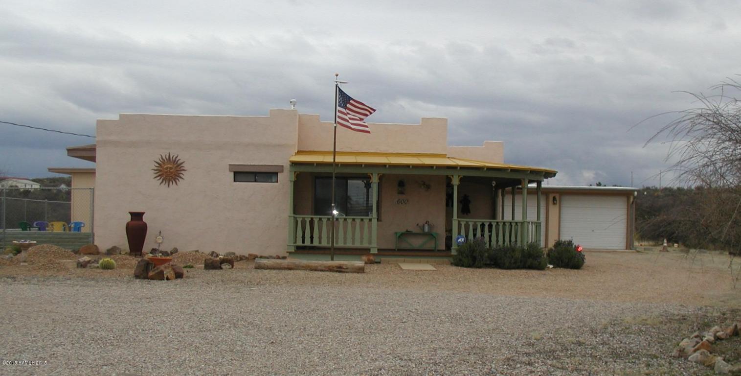 1600 N Bent Barrell Trl, Tombstone, AZ 85638