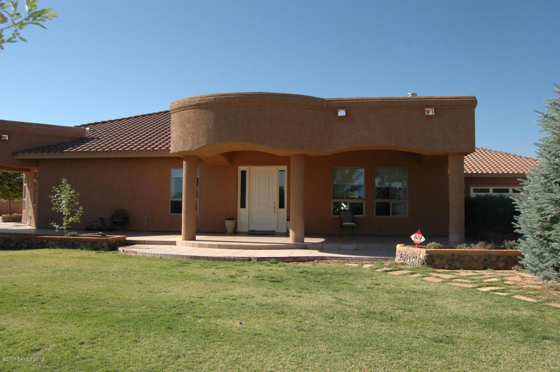 4 acres Sierra Vista, AZ