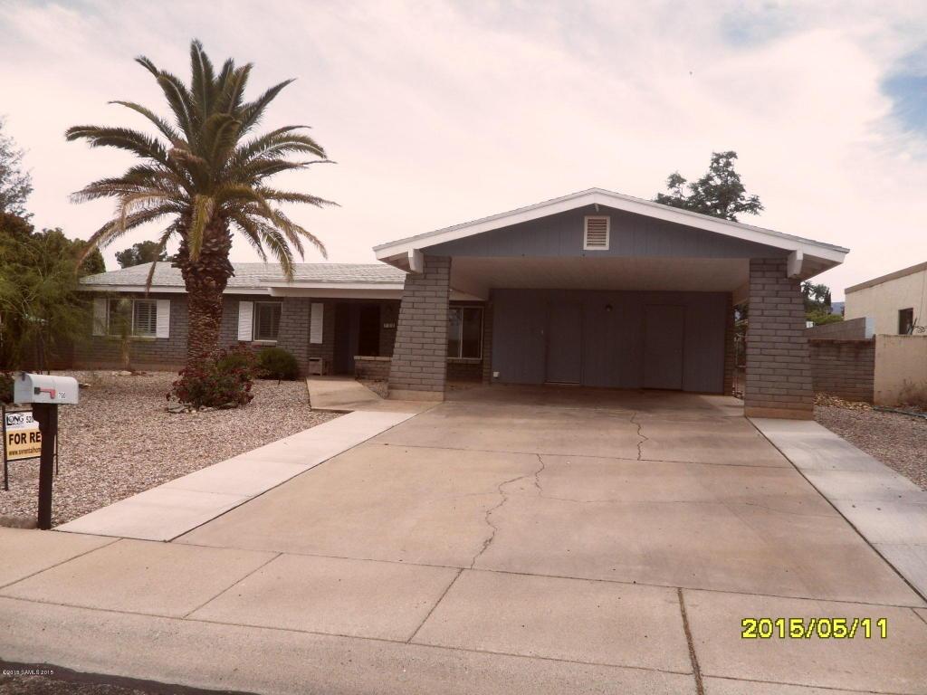 Rental Homes for Rent, ListingId:32827895, location: 700 Camelot Sierra Vista 85635