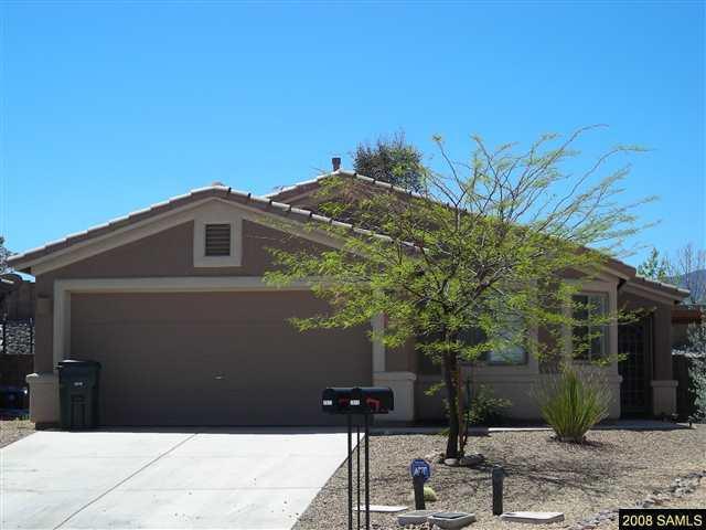 Rental Homes for Rent, ListingId:32835879, location: 2922 Copper Pointe Drive Sierra Vista 85635