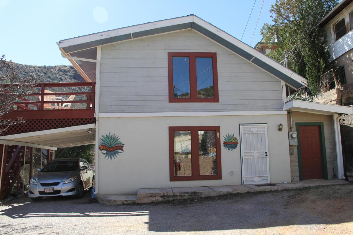 Rental Homes for Rent, ListingId:32937766, location: 18a Maxfield Avenue Bisbee 85603