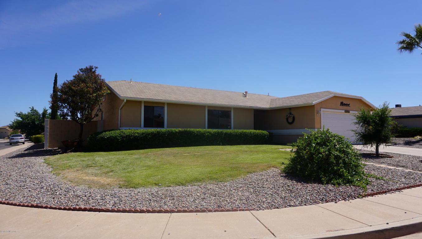 Rental Homes for Rent, ListingId:33002366, location: 1270 Jasmin Drive Sierra Vista 85635