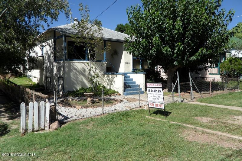 Rental Homes for Rent, ListingId:33164001, location: 207 Black Knob Bisbee 85603
