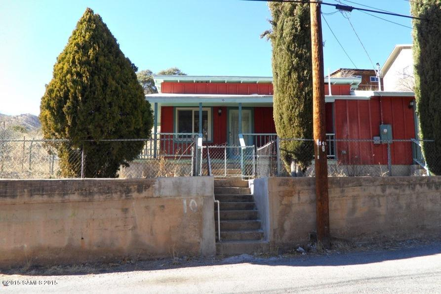 Rental Homes for Rent, ListingId:33258491, location: 10 Locklin Avenue Bisbee 85603