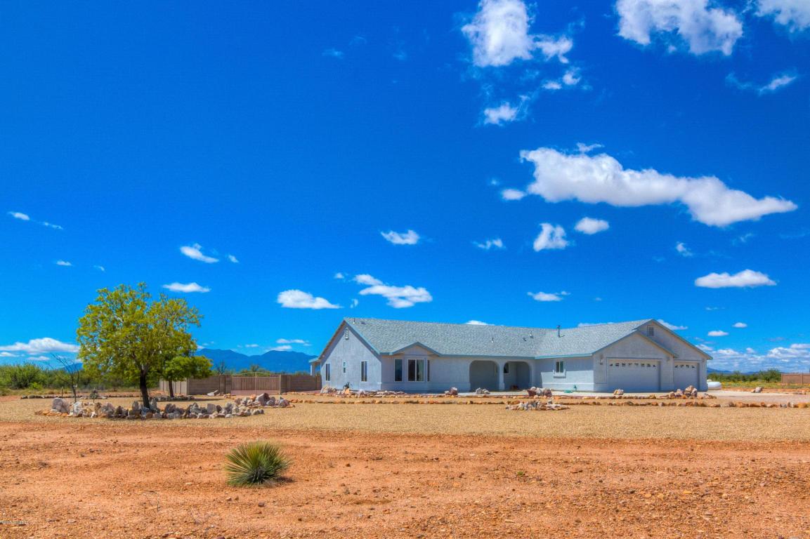 4 acres Huachuca City, AZ
