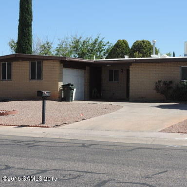 Rental Homes for Rent, ListingId:33451900, location: 1140 Ocotillo Sierra Vista 85635