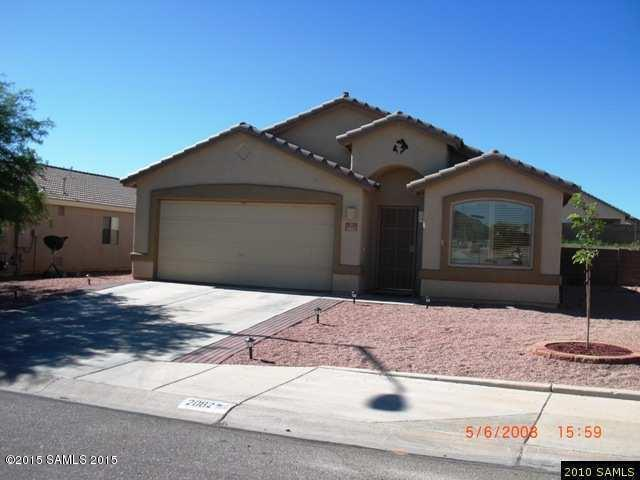 Rental Homes for Rent, ListingId:33470635, location: 2082 Copper Sunrise Sierra Vista 85635