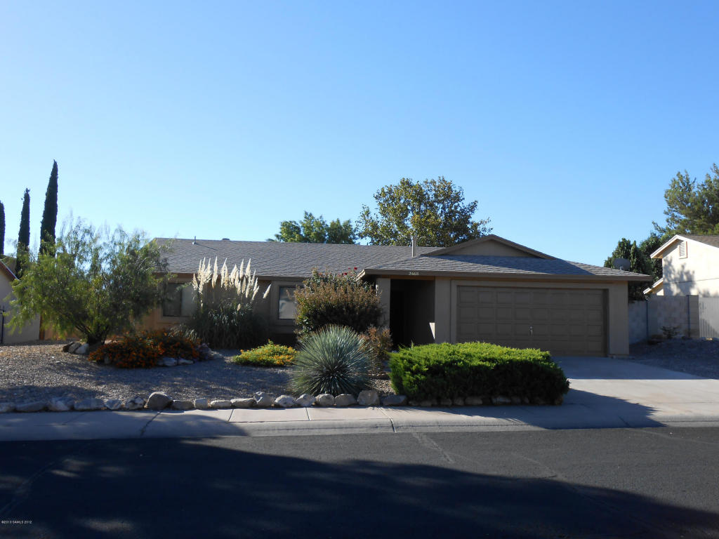 Rental Homes for Rent, ListingId:33486472, location: 2668 E Canyon View Drive Sierra Vista 85650