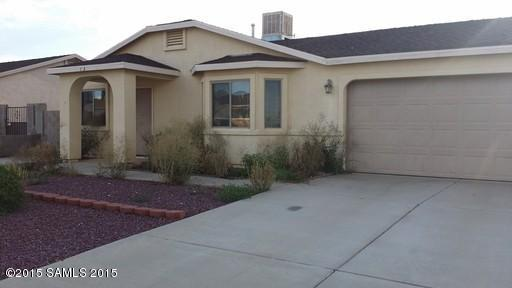 Rental Homes for Rent, ListingId:33511954, location: 103 Tomahawk Drive Huachuca City 85616