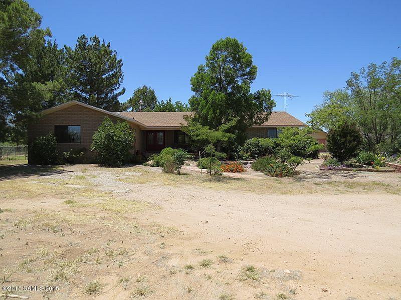 4.68 acres Sierra Vista, AZ